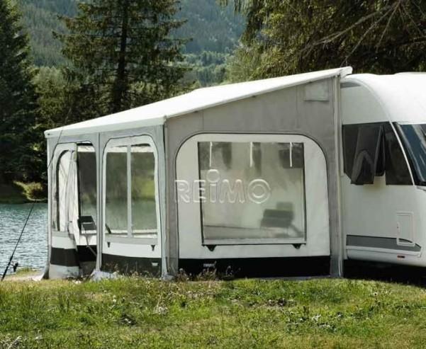 Safari Panorama M 550cm Schwarz/Silber, Höhe 230-2 44cm für 6900