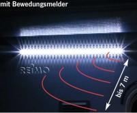 Lumière extérieure LED 12V, avec détecteur de mouvement