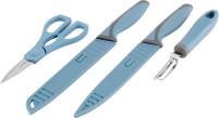 Outwell - Ensemble de couteaux et accessoires Chena