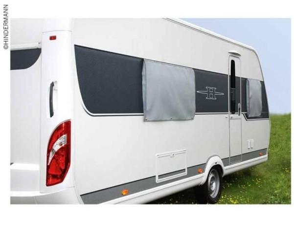 Tapis de fenêtre anti-froid pour caravane 117x70cm