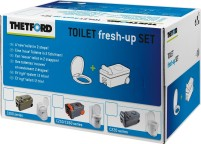 Thetford Fresh-Up Set für Cassettentoilette C200 Serie