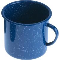 GSI Edelstahl Tasse mit Emaille-Beschichtung