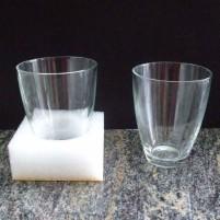 Protection du verre en mousse de transport 17 pièces.