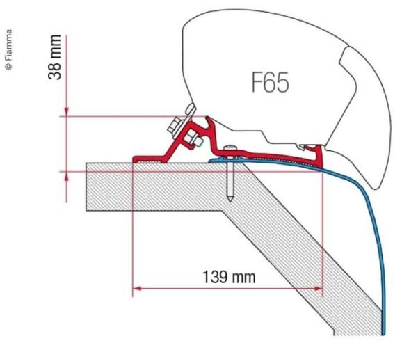 Adap.Laika Rexosline F65