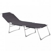 Chaise longue Westfield anthracite