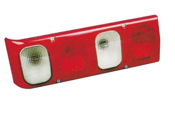 Jokon Blink-, Brems- u. Schlussleuchte mit Nebel-/ Rückfahrscheinwerfer