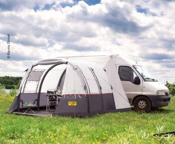 Aufblasbares Zelt TOUR ACTION AIR inkl. Luftpumpe für Reisemobile