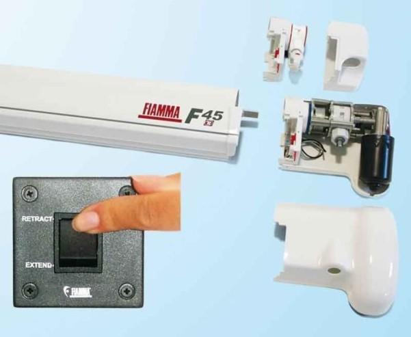 Motor Kit F45 S, Titanium