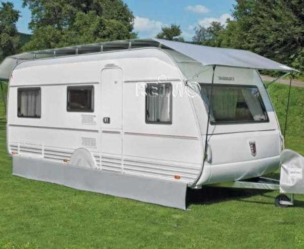 Caravan Schutzdach Record Gr. 8 für Aufbaulänge 63 1-670 cm