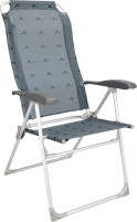 Chaise pliante Berger Comfort grey