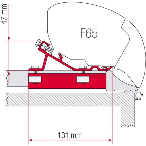 F65/F80s Kit Fixing-Bar