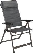Berger chaise pliante Slimline anthracite gris foncé, noir