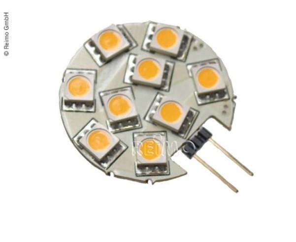 LED G4 Leuchtmittel, 1,5W, 150 Lumen, 10 warmweiss e SMD