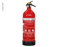 ABC Feuerlöscher 2kg mit Druckanzeige