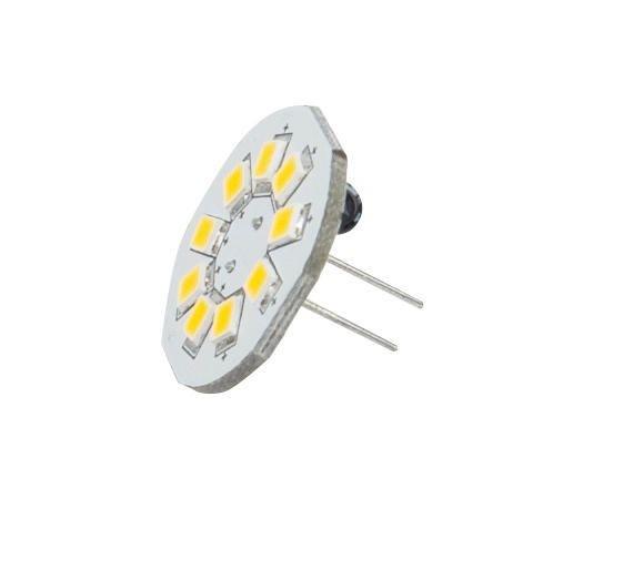 LED G4 Leuchtmittel, 1,5W, 120 Lumen, 9 warmweisse SMD