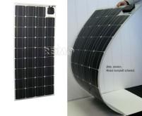 Solarpanel flexibel, 55W, 760x540x2,5mm, Booster e rforderlich