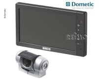 Kabelloses CAM18 Wifi-Set (CAM18 weiss + Wifi Trans mitter)