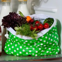 Sacs à salade et légumes