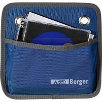 Berger Milo 1 Hängetasche blau blau, grau