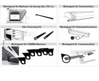 Thule Quickfit/EasyLink-Kit F