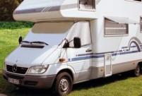 Tapis thermique pour l'extérieur - Ford Transit ab Bj. 2000-2 006
