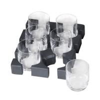 Purvario by Dörr Vario System Modul 1 6er Glas- / Tassenhalter (niedrig)