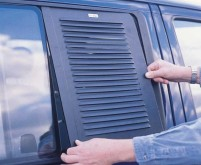 Airvent Lüftungsgitter für Opel Movano B Fahrersei te+Beifahrerseite