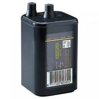 Batterie de bloc 6 volts