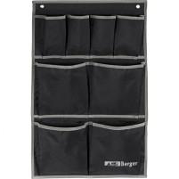 Berger Milo Multi sac à suspendre noir noir, gris