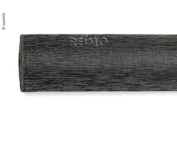 Zeltteppich Premium Frigg 7x3m schwarz