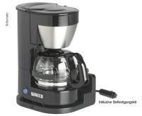 5 Tassen-Kaffeemaschine, 24 Volt