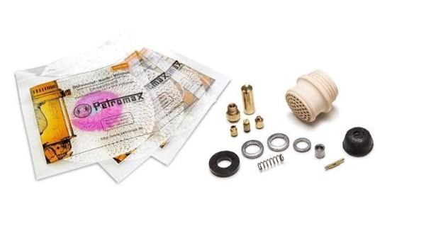 Petromax Verschleißteil-Set HK500 mit Zweiloch-Glü