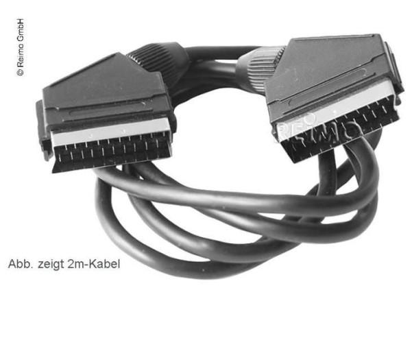 SCART-Kabel 5m, lose (unverpackte Ware)