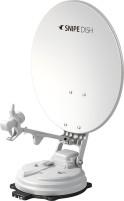 Selfsat Snipe Dish 65 cm vollautomatische Sat-Antenne (Single LNB)