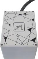 Campernet Yachtantenne WiFi / LTE Dachantenne und Router Komplettset - Kabeldurchführung unten Kabel