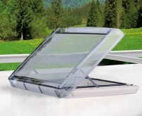 Dachhaube REMItop VarioII 900x600mm o. Lüfter/Bele uchtung