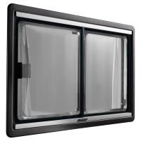 La fenêtre coulissante S4 100 x 50 cm