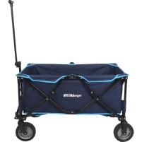 Berger Bollerwagen blau