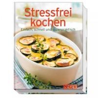 Mini livre de cuisine sans stress