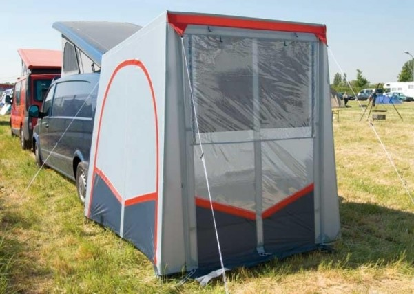 Tuffi Heckzelt für Vans/Reisemobile