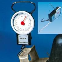 Balance à ressort pour cylindre à gaz