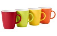 Set de mugs Gimex Rainbow