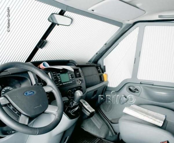 Verdunkelungsrollo REMIfront Seitenscheiben Ford a b Mod. 2012 grau