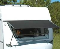 Caravan Fenstermarkise 215cm,grau od.blau