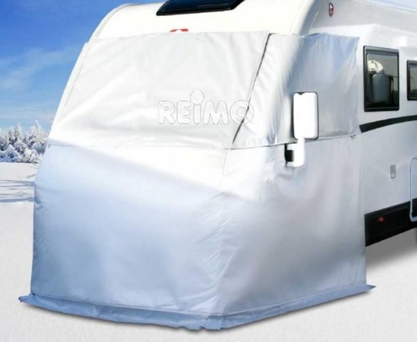 Thermofenstermatte LUX für Hymer B-SL ab 2011,Unte rteil