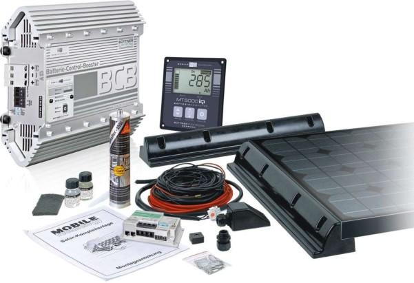 Büttner Solarset Power Pack I 100 W 100 Wp