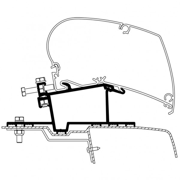 Adapter Master/Movano 6
