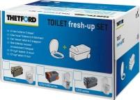 Thetford Fresh-Up Set für Cassettentoilette C250 / C260 Serie