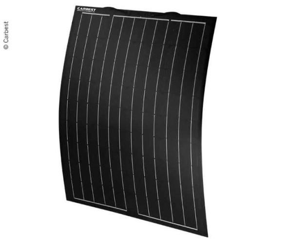 Flexibles Solarpanel 100W, 970x670x3,5mm, Kabel 0, 9m, TPT+Fiberglas