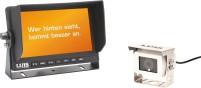 "LUIS 7""-HD-Rückfahrsystem Professional"